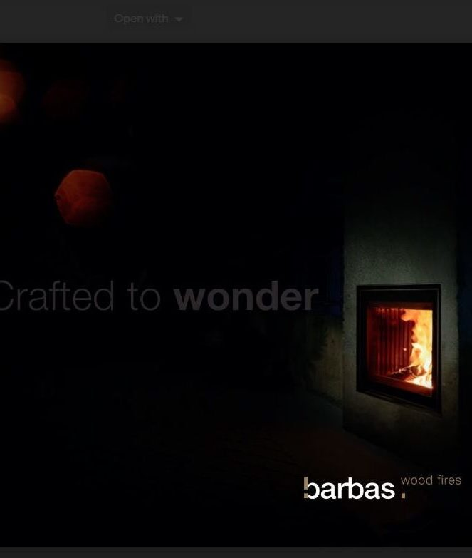 Barbas Wood Fires Brochure
