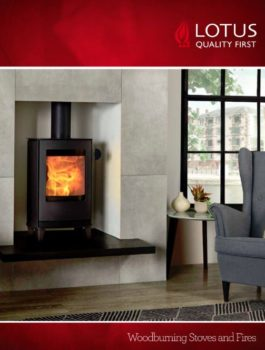 Lotus Wood Burning Stoves & Fires