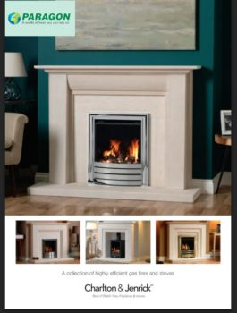 Paragon 16″ Gas Fires & Stoves Brochure