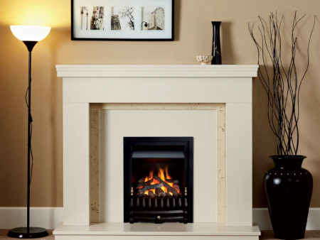 Cambridge Micro Marble Fireplace
