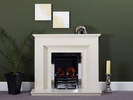 Natura Comforto Micro Marble Fireplace
