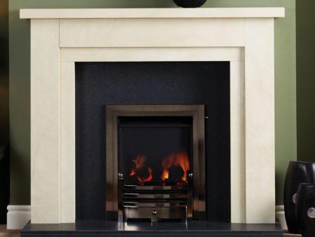 Natura Woburn New Stone Fireplace