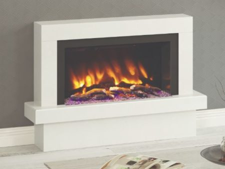 Imperio floor standing electric fire