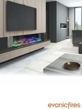 Evonic Suites, Insets & Stoves