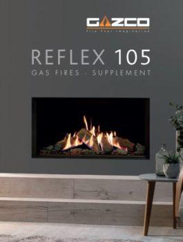 Gazco Reflex 105 Fires