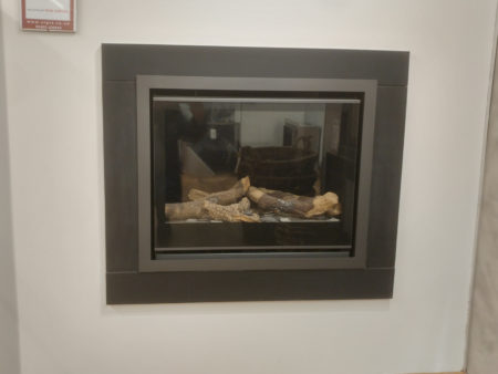 Bellfires Unic-2 70 natural gas fire inc remote control (Norwich) - Was £2792 NOW £1899