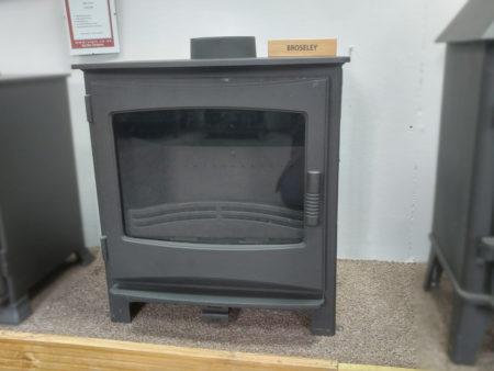 Broseley Ignite 7 7kW multi-fuel stove (Halstead) - Was £1129 NOW £903