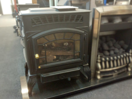 Burley Fires Esteem Flueless Gas Stove (Chelmsford) - Was £820 WAS £500