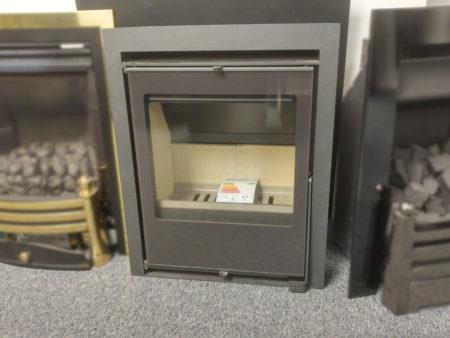 Capital Fireplaces Aquila 450 4.9kW multi-fuel inset stove (Cambridge) - Was £999 NOW £750