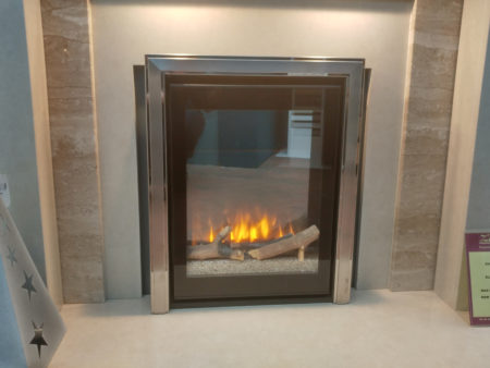 Evonic Fires EV4i inset electric fire (Ipswich) - Was £689 NOW £499