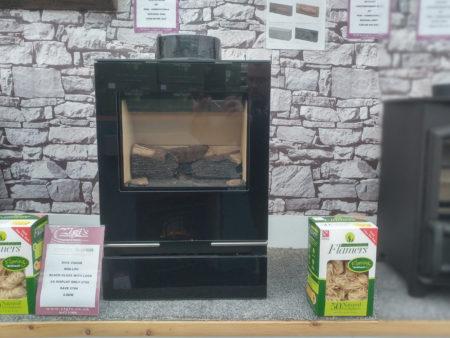 Gazco Riva Vision Midi LPG stove (Ipswich) - Was £1549 NOW £750