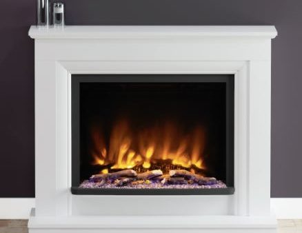 Arana electric fireplace