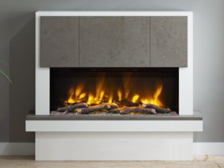 Caselli electric fireplace