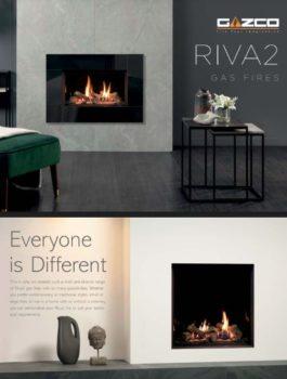 Gazco Riva2 Eclipse Fires