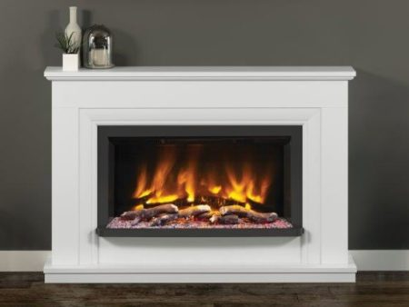 Lavina Electric Fireplace