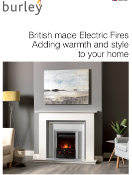 Brochure – Burley Electric Fires – Mar 2020