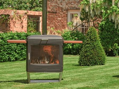 Chesneys Garden Party Outdoor Fire
