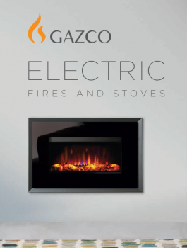Gazco Electric Fires & Stoves – Feb 2020