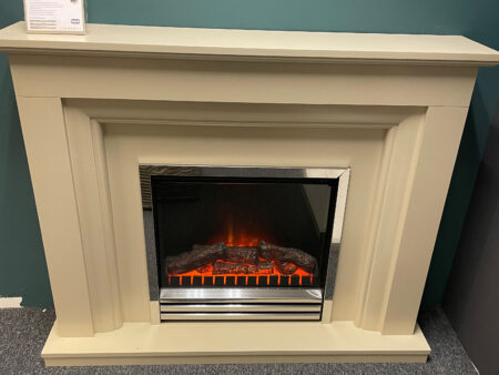 E&H 50 Amorina electric suite in Almoond Stone Was £855 NOW £650